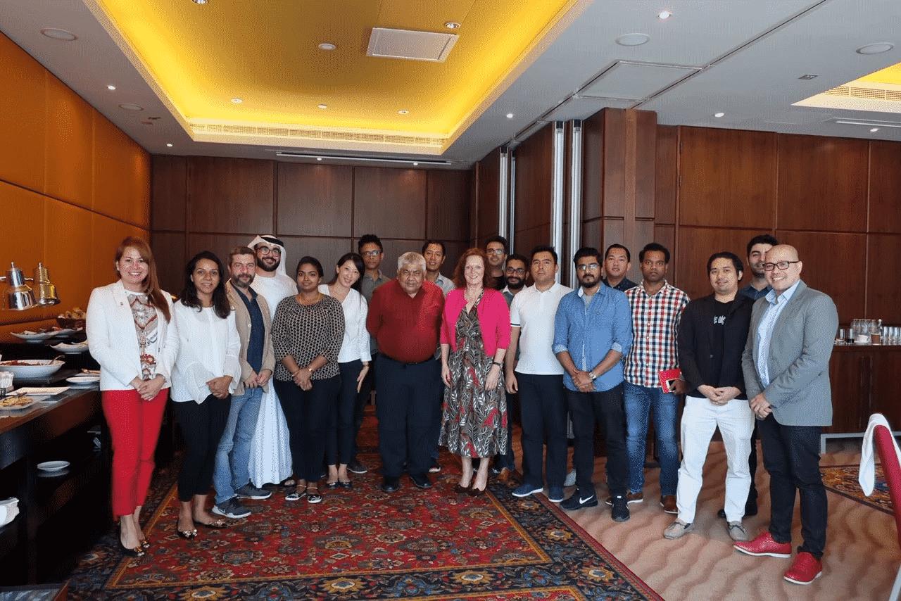 Labrys kicked-off the Dubai Duty Free Oracle Marketing Cloud Project