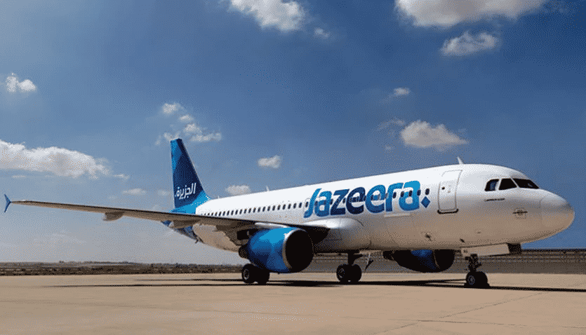 Labrys extended its regional services to Kuwait with Jazeera Airways