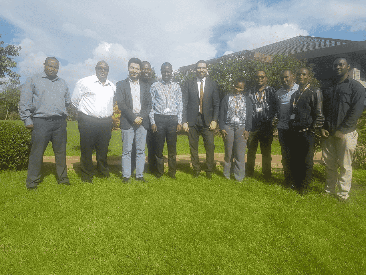 Labrys and Kenya's biggest media organization Standard Group have started the DMP Project